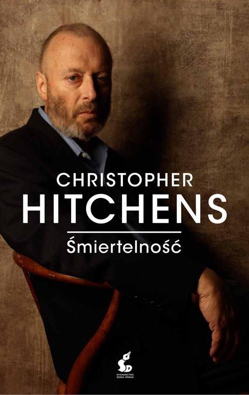 okładka Śmiertelność, Książka   Christopher  Hitchens