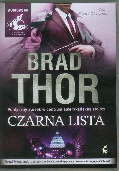 okładka Czarna lista, Książka | Thor Brad