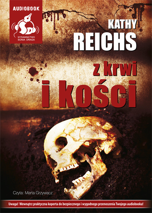 okładka Z krwi i kości, Książka | Reichs Kathy