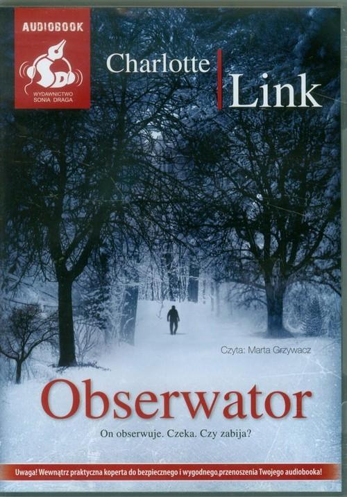 okładka Obserwator, Książka | Link Charlotte