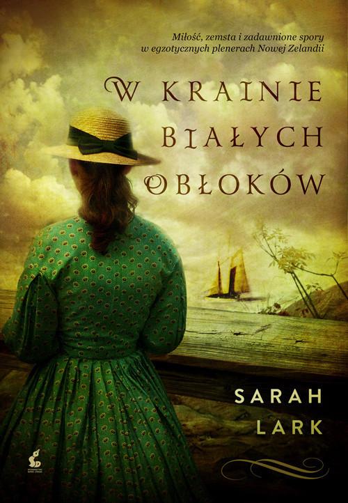 okładka W krainie białych obłoków, Książka | Sarah Lark
