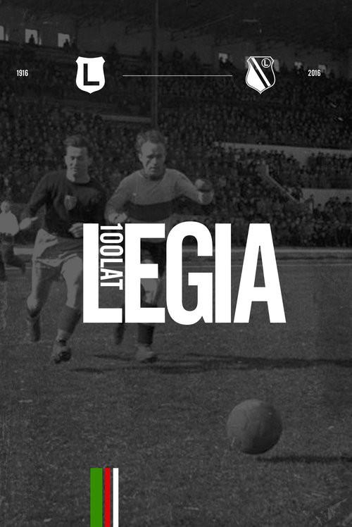 okładka Legia 100 lat, Książka | Bator Przemysław