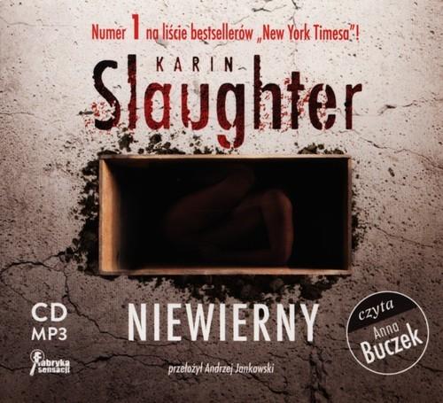 okładka Niewierny, Książka | Slaughter Karin