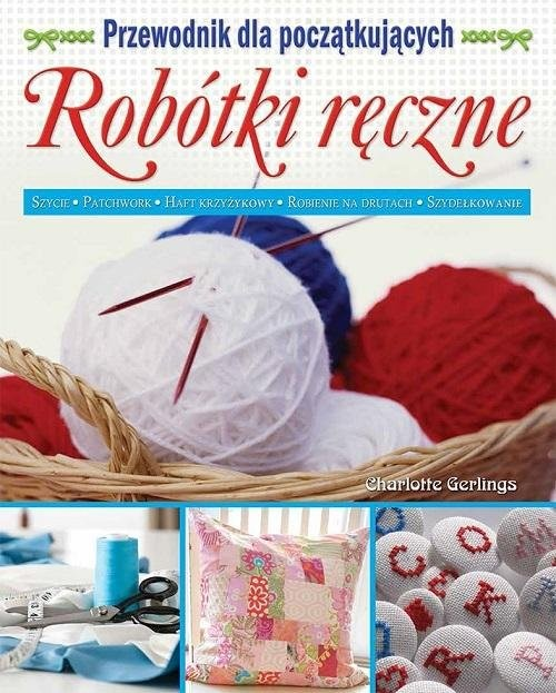 okładka Robótki ręczne, Książka | Gerlingsutor Charlotte