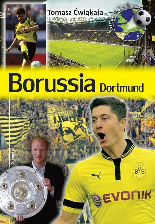 okładka Borussia Dortmund, Książka | Tomasz Ćwiąkała