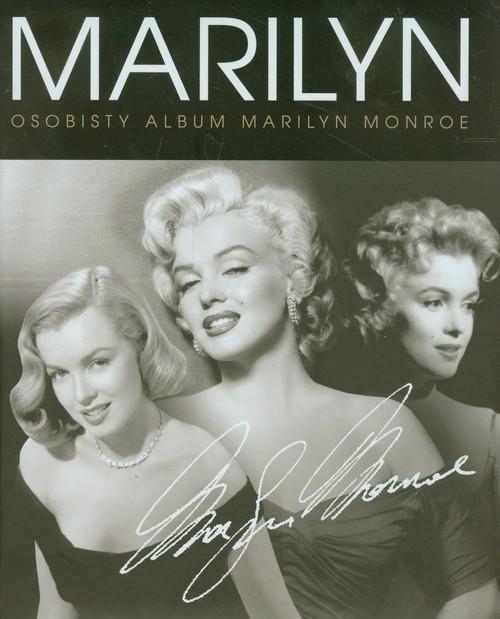 okładka Marilyn. Osobisty album Marilyn Monroe, Książka | Ward Calhoun, Walt Benjamin De