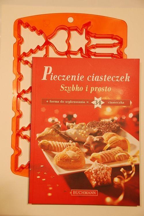 okładka Pieczenie Ciasteczek + Forma do wykrawania ciasteczek Szybko i prosto, Książka | Muhr Gisela