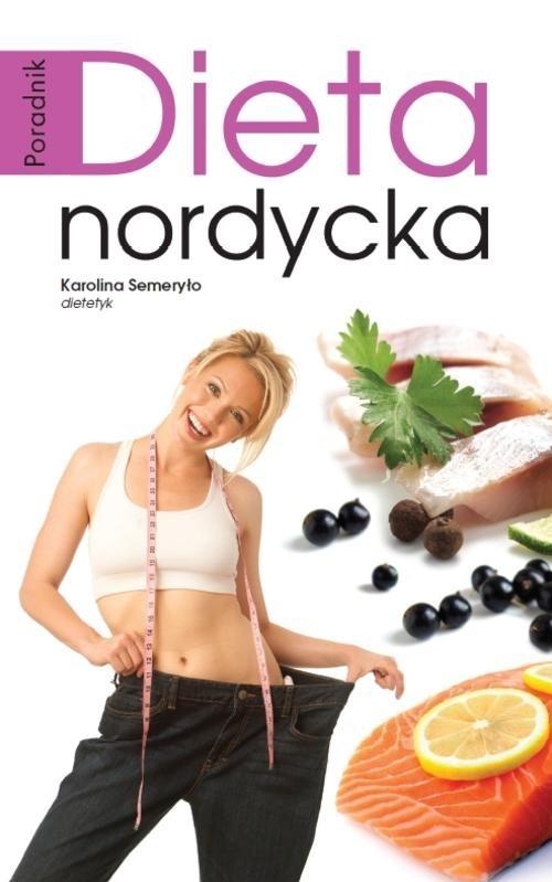 okładka Dieta nordycka, Książka | Semeryło Karolina