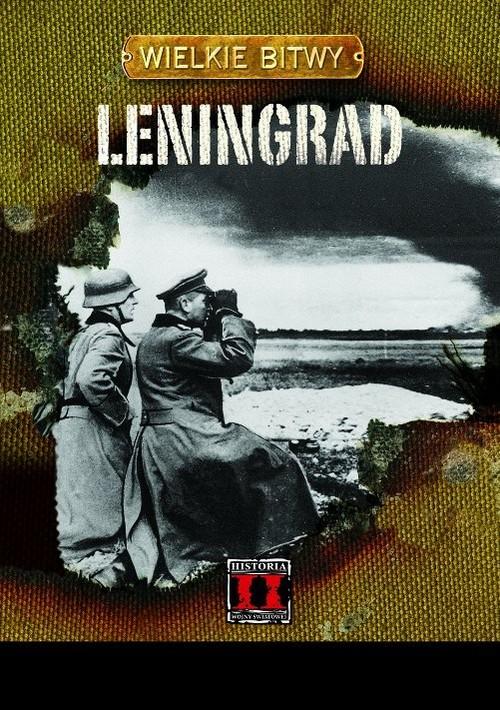 okładka Leningrad. Wielkie Bitwy, Książka   David M. Glantz