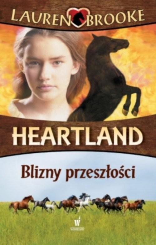 okładka Heartland 7. Blizny przeszłości, Książka | Brooke Lauren