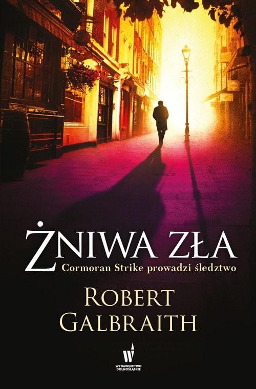 okładka Żniwa złaksiążka      Galbraith Robert