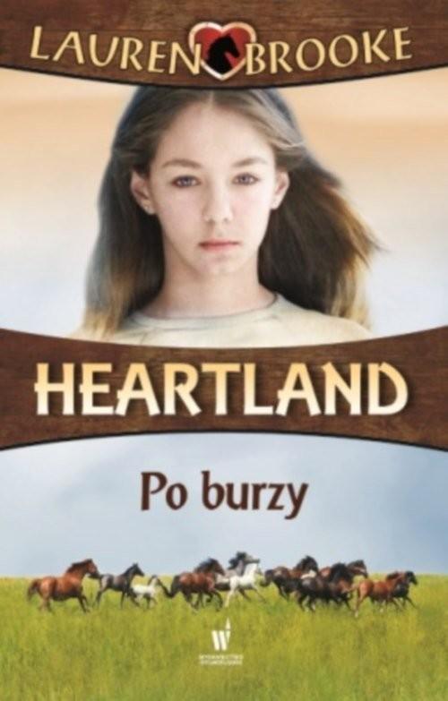 okładka Heartland 2. Po burzy, Książka | Brooke Lauren