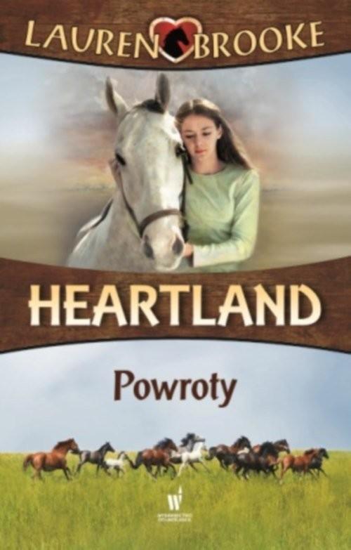 okładka Heartland 1. Powroty, Książka | Brooke Lauren