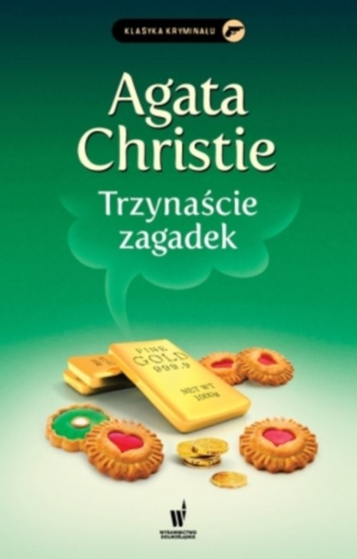 okładka Trzynaście zagadek, Książka | Agata Christie