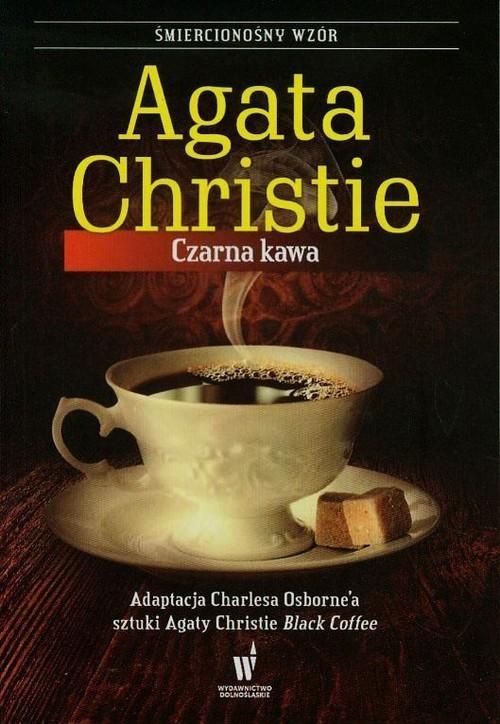 okładka Czarna kawaksiążka |  | Christie Agata