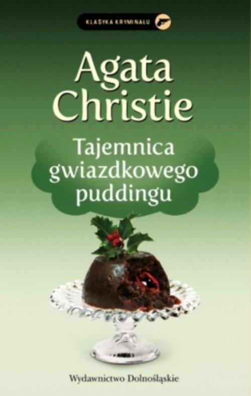 okładka Tajemnica gwiazdkowego puddingu, Książka | Agata Christie