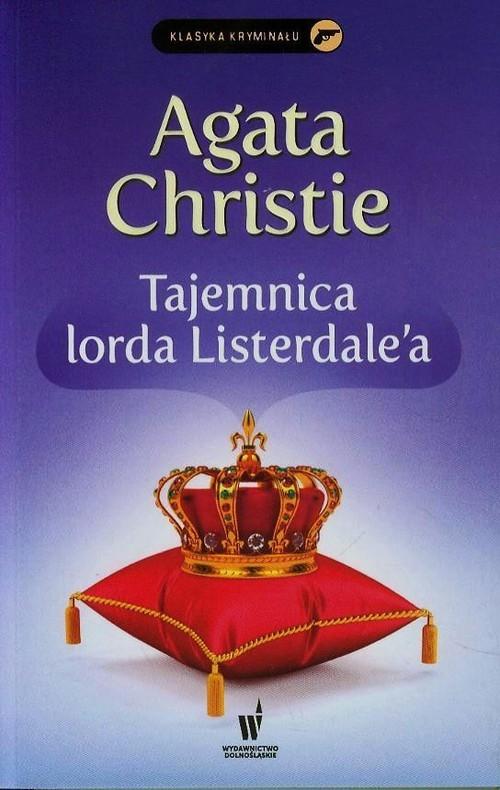 okładka Tajemnica lorda Listerdale'aksiążka |  | Christie Agata
