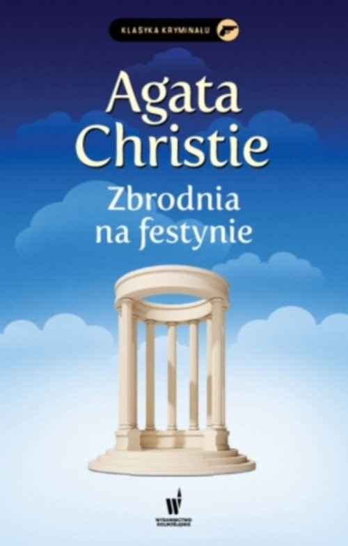 okładka Zbrodnia na festynie, Książka | Agata Christie