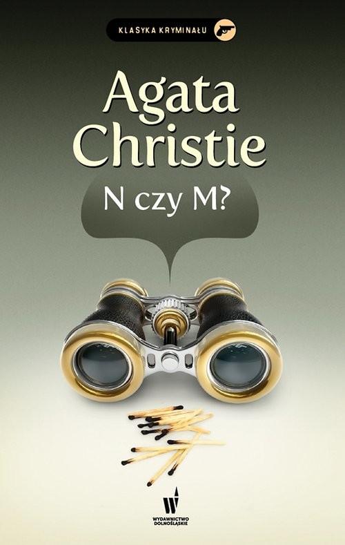 okładka N czy Mksiążka |  | Christie Agata