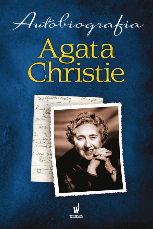 okładka Autobiografia, Książka | Agata Christie