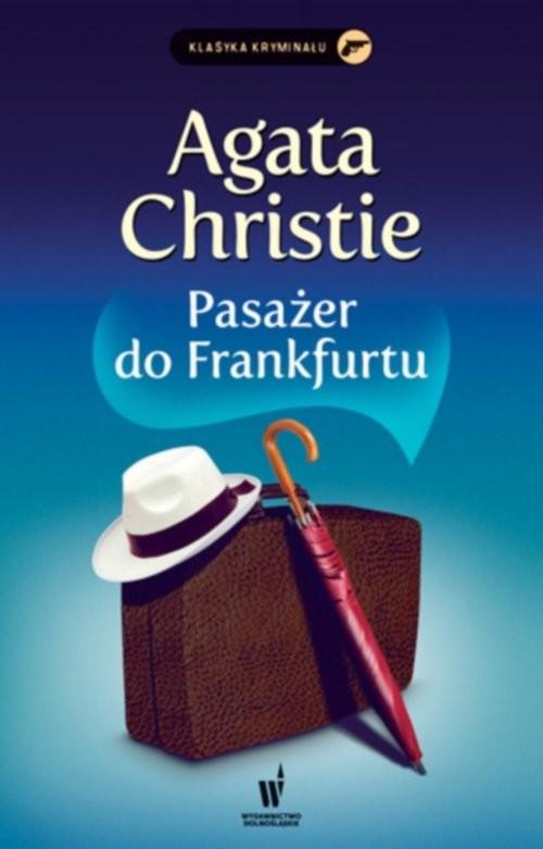okładka Pasażer do Frankfurtu, Książka | Agata Christie