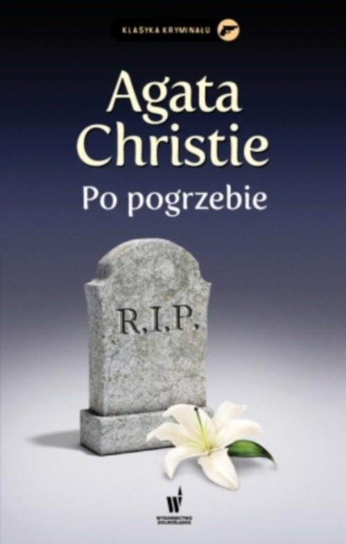 okładka Po pogrzebieksiążka      Christie Agata