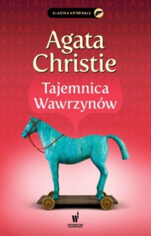 okładka Tajemnica Wawrzynówksiążka |  | Christie Agata