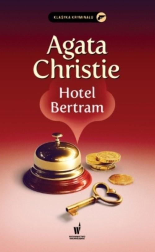 okładka Hotel Bertram, Książka | Agata Christie