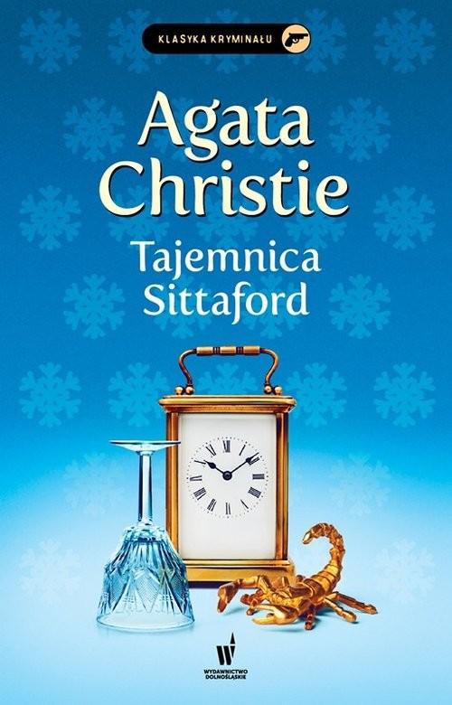 okładka Tajemnica Sittaford, Książka | Agata Christie