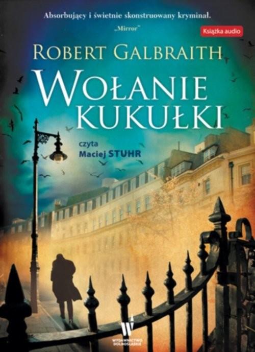 okładka Wołanie kukułki, Książka | Galbraith Robert