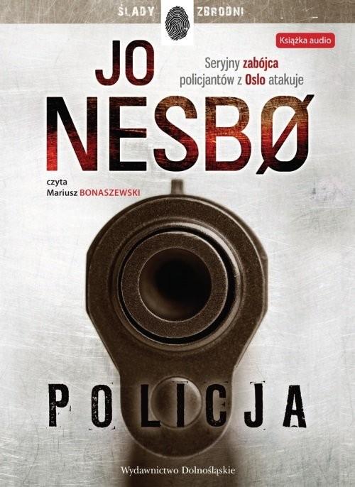 okładka Policja, Książka | Jo Nesbø