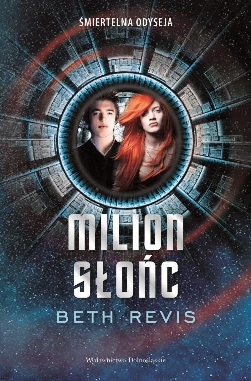 okładka Milion słońc, Książka | Revis Beth