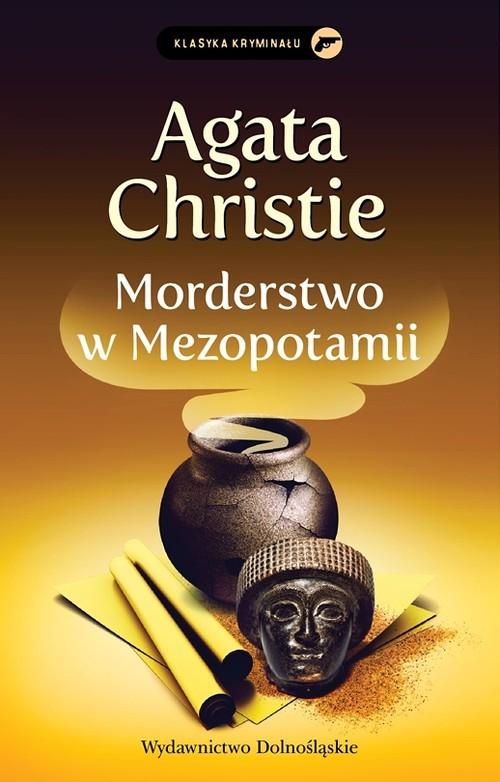 okładka Morderstwo w Mezopotamii, Książka   Agata Christie