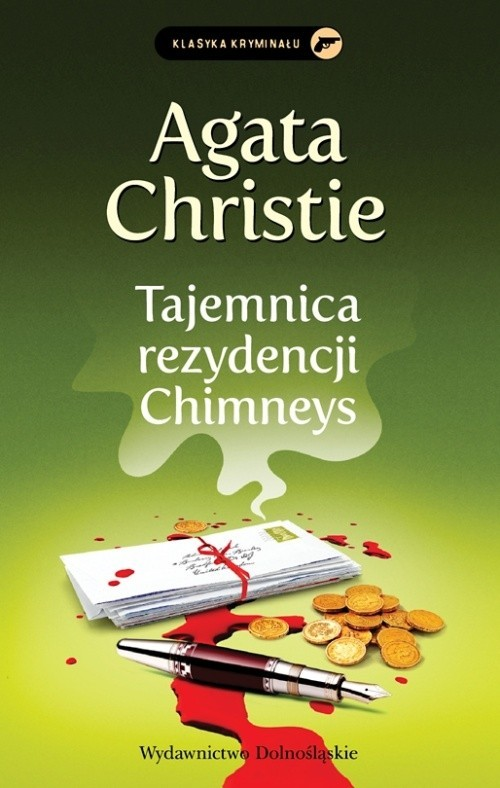 okładka Tajemnica rezydencji Chimneysksiążka |  | Christie Agata