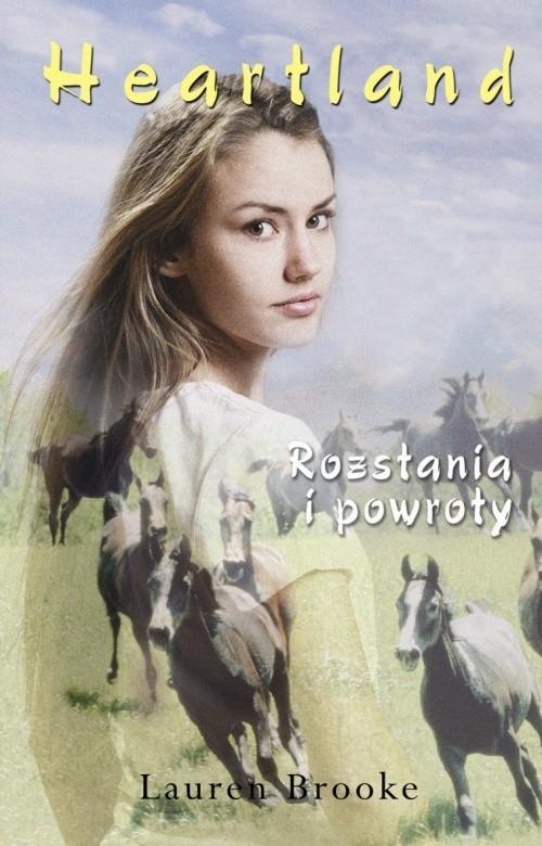 okładka Heartland 20. Rozstania i powroty, Książka | Brooke Lauren