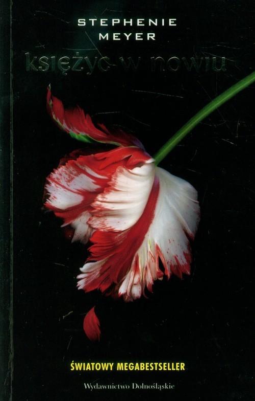 okładka Księżyc w nowiu, Książka | Stephenie Meyer