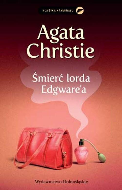 okładka Śmierć lorda Edgware'a, Książka | Agata Christie