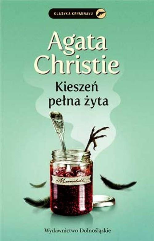okładka Kieszeń pełna żyta, Książka | Christie Agata