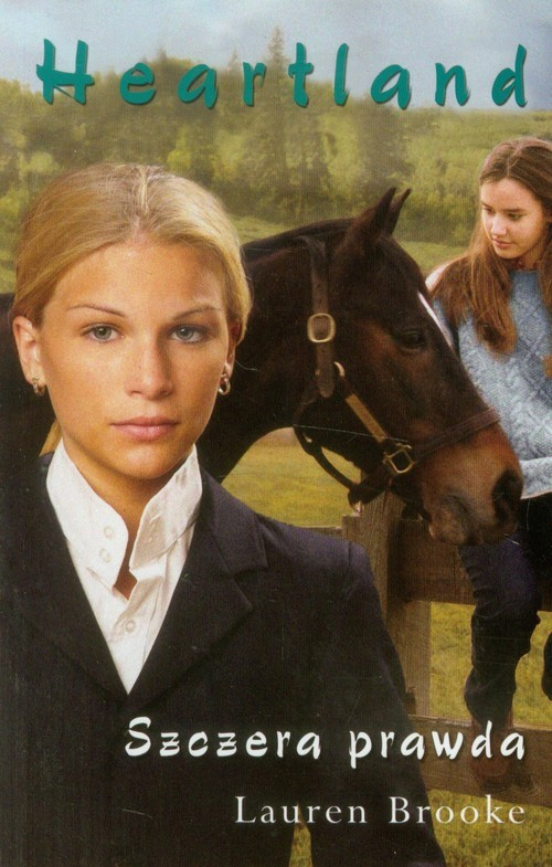 okładka Heartland 11. Szczera prawda, Książka | Brooke Lauren