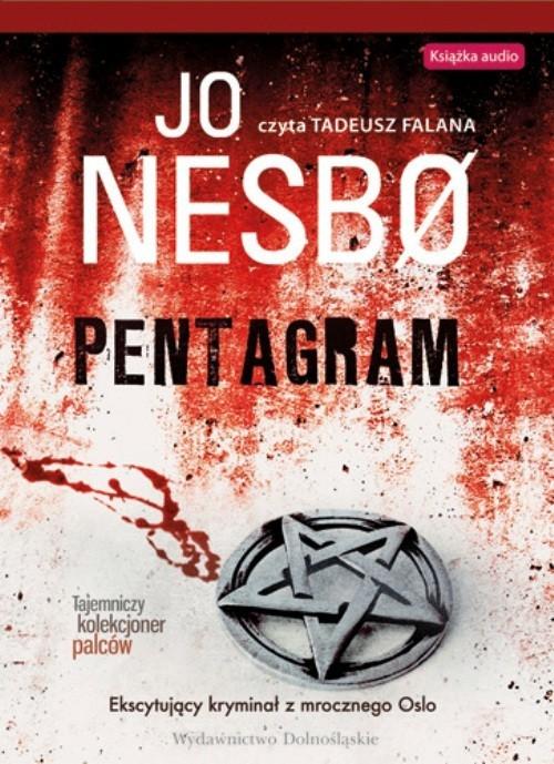 okładka Pentagram. Ekscytujący kryminał z mrocznego Oslo, Książka | Nesbo Jo