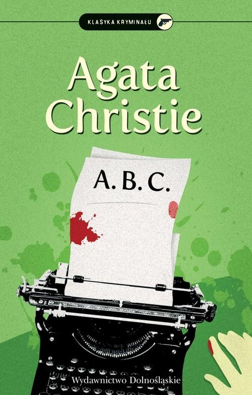 okładka A.B.C.książka |  | Christie Agata