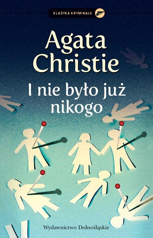 okładka I nie było już nikogoksiążka |  | Agata Christie