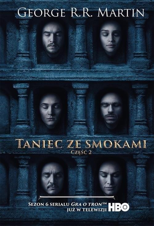 okładka Taniec ze smokami Tom 2, Książka | George R.R. Martin