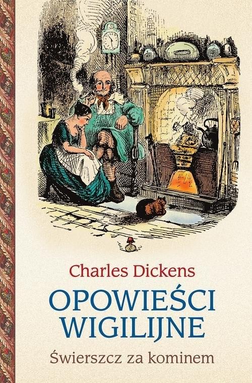 okładka Opowieści wigilijne 2. Świerszcz za kominemksiążka |  | Dickens Charles