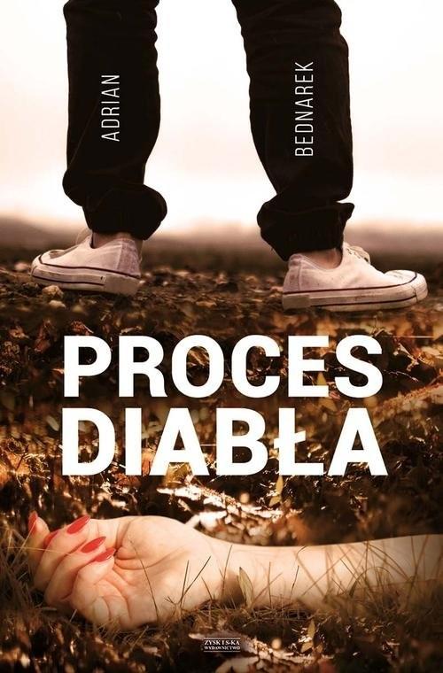 okładka Proces diabła, Książka | Bednarek Adrian