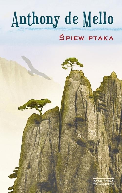 okładka Śpiew ptaka, Książka | Mello Anthony de