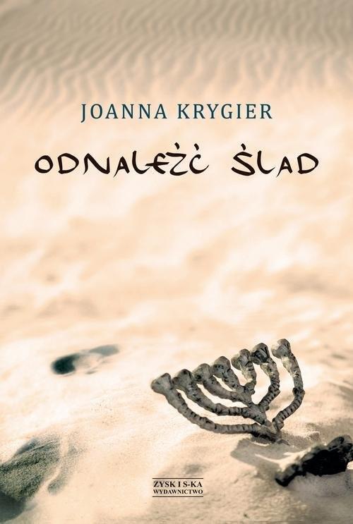 okładka Odnaleźć ślad, Książka | Krygier Joanna