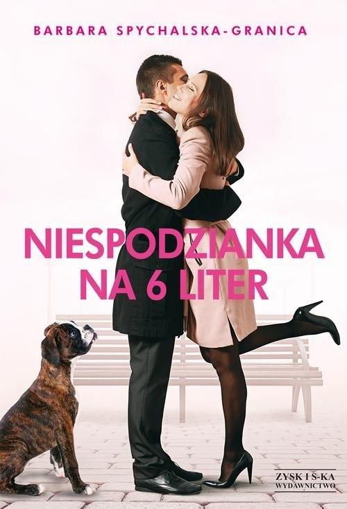 okładka Niespodzianka na 6 liter, Książka | Barbara Spychalska-Granica