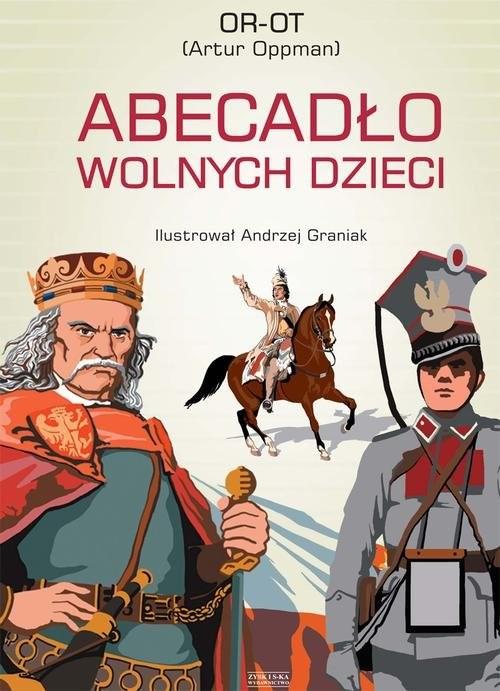 okładka Abecadło wolnych dzieci, Książka | Oppman.Or-Ot Artur