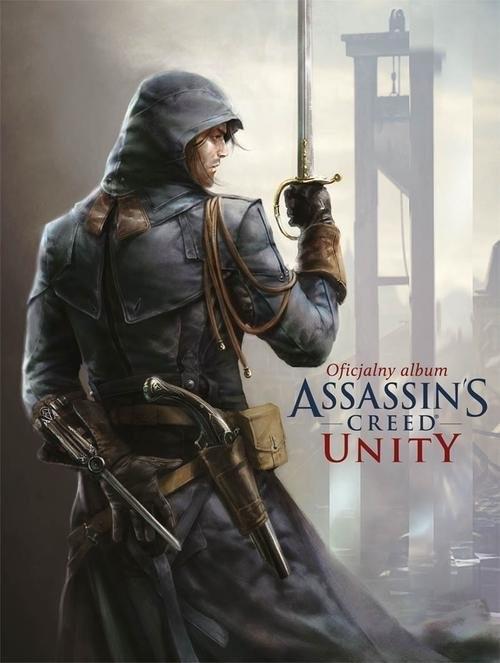 okładka Oficjalny album Assassin's Creed Unity, Książka | Davies Paul